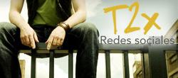 T2X es un sitio web con información de salud para adolescentes.